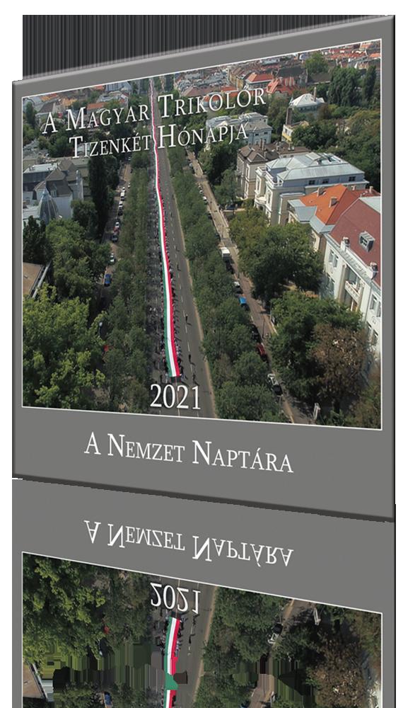 2021 es naptár fotó